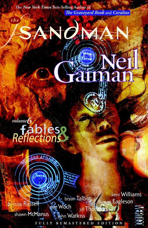 The Sandman Volume 6: Fables and Reflections Conditie: Tweedehands, als nieuw Vertigo 1
