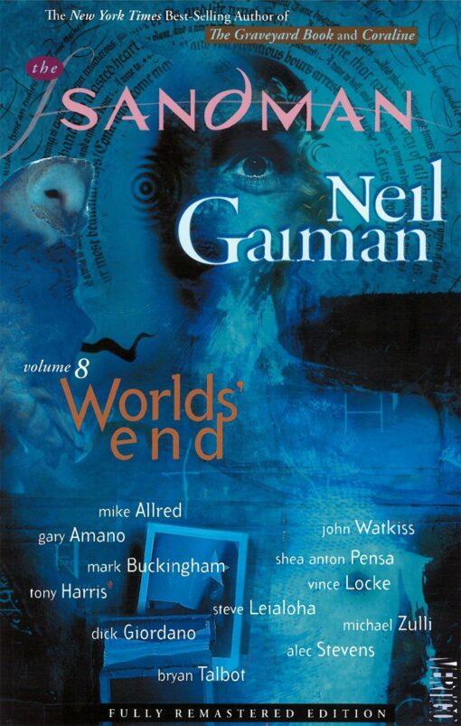 The Sandman Volume 8: World's End Conditie: Tweedehands, als nieuw Vertigo 1