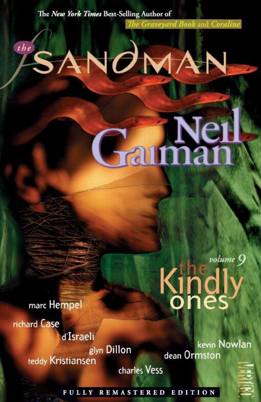 The Sandman Volume 9: The Kindly Ones Conditie: Tweedehands, als nieuw Vertigo 1