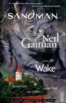 The Sandman Volume 10: The Wake Conditie: Tweedehands, als nieuw Vertigo 1