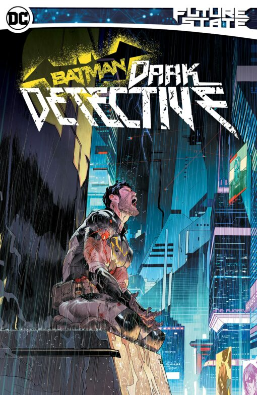 Future State Batman: Dark Detective Conditie: Nieuw DC 1