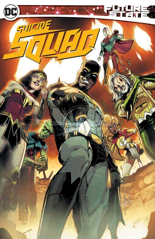 Future State: Suicide Squad Conditie: Nieuw DC 1