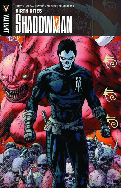 Shadowman (4th Series) Volume 1: Birth Rites Conditie: Tweedehands, als nieuw Valiant 1