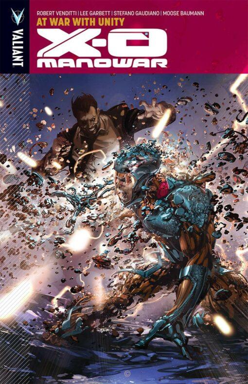 X-O Manowar (3rd Series) Volume 5: At War With Unity Conditie: Tweedehands, als nieuw Valiant 1