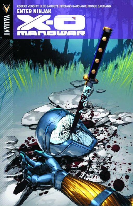 X-O Manowar (3rd Series) Volume 2: Enter Ninjak Conditie: Tweedehands, als nieuw Valiant 1