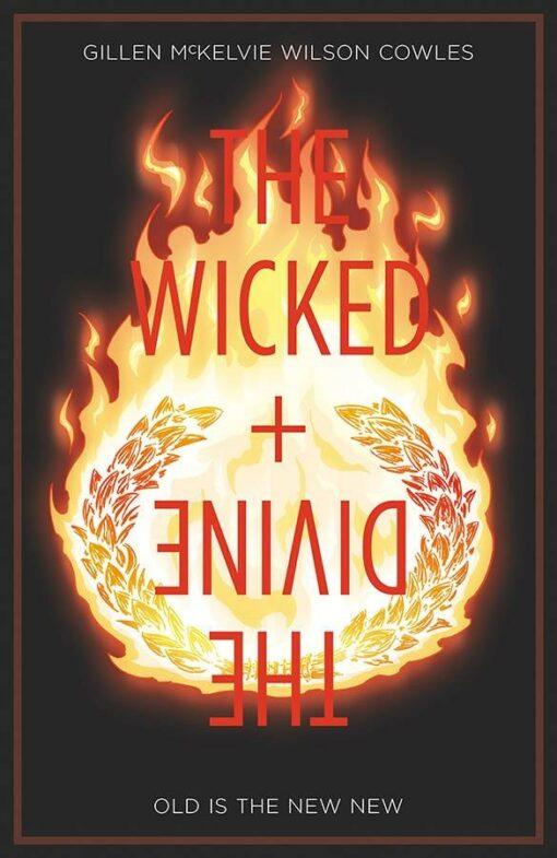 The Wicked + The Divine Volume 8: Old is the New New Conditie: Tweedehands, als nieuw Image 1