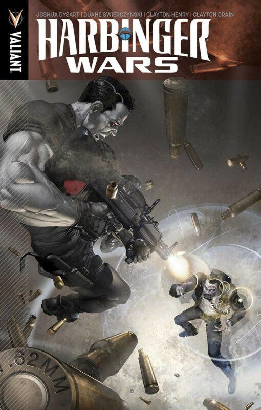 Shadowman (4th Series) Volume 2: Darque Reckoning Conditie: Tweedehands, als nieuw Valiant 1