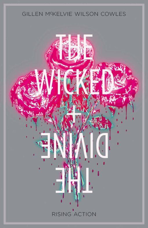 The Wicked + The Divine Volume 4: Rising Action Conditie: Tweedehands, als nieuw Image 1