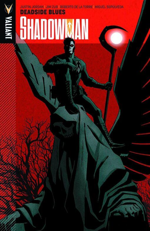 Shadowman (4th Series) Volume 3: Deadside Blues Conditie: Tweedehands, als nieuw Valiant 1