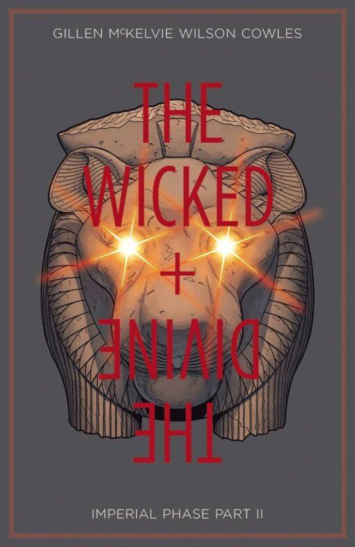The Wicked + The Divine Volume 6: Imperial Phase II Conditie: Tweedehands, als nieuw Image 1