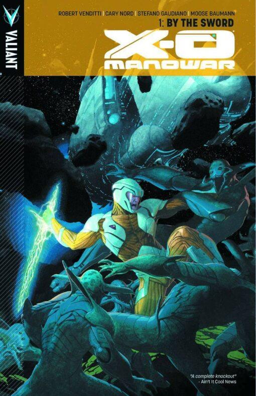 X-O Manowar (3rd Series) Volume 1: By the Sword Conditie: Tweedehands, als nieuw Valiant 1