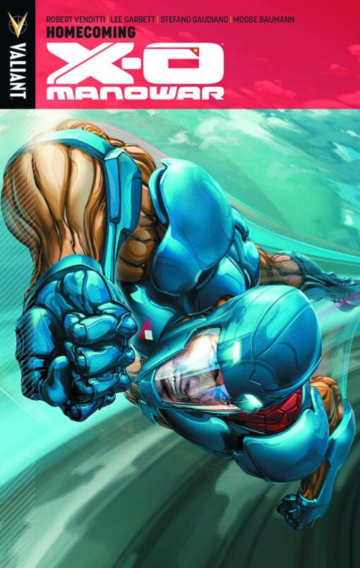 X-O Manowar (3rd Series) Volume 4: Homecoming Conditie: Tweedehands, als nieuw Valiant 1