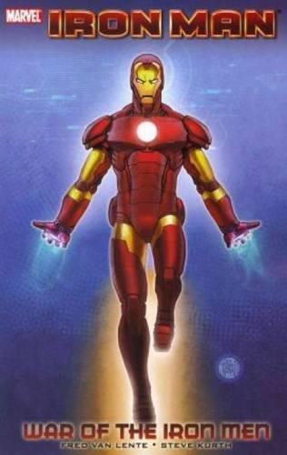 Iron Man: Legacy Volume 1: War of the Iron Men Conditie: Tweedehands, als nieuw Marvel 1